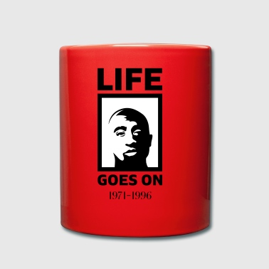 Life goes on - Full Colour Mug