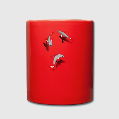 FISH - Tasse en couleur