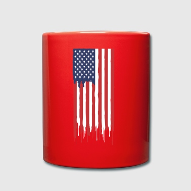 USA American flag - Full Colour Mug