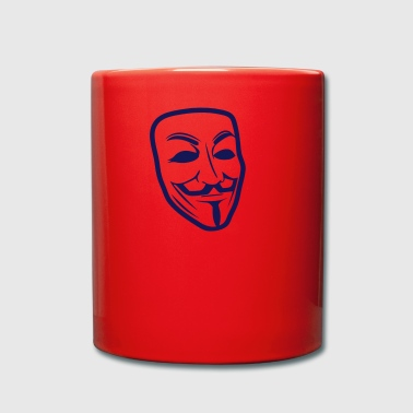 Anonymous - Full Colour Mug