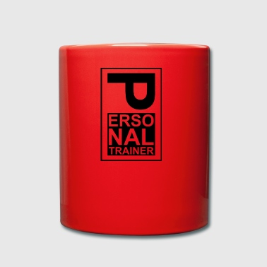 personal Trainer - Taza de un color