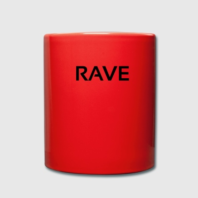 rave - Full Colour Mug