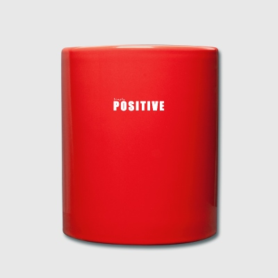 Simply positive - Full Colour Mug