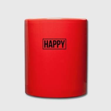 happy - Full Colour Mug