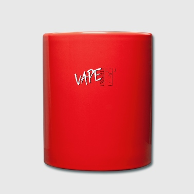 Vape - Taza de un color