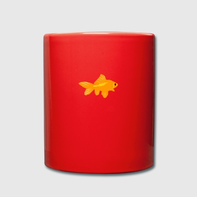 goldfish - Full Colour Mug