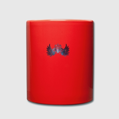 Controller Symbol Controller with wings and crown - Full Colour Mug