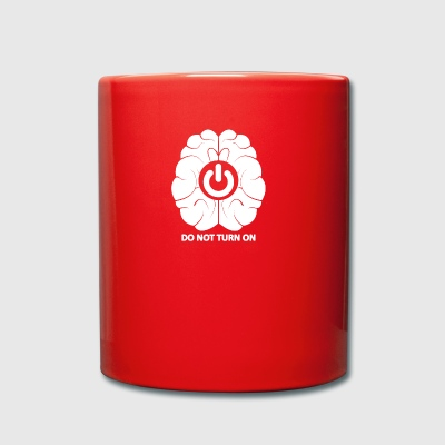 Brainoff wite - Full Colour Mug