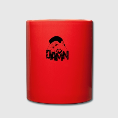 Damn Face - Full Colour Mug