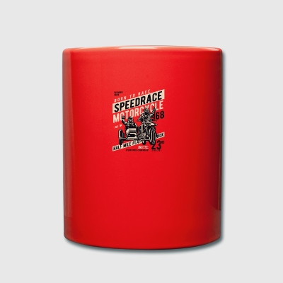 Speedrace2 - Full Colour Mug