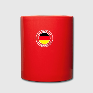 DUSSELDORF - Full Colour Mug