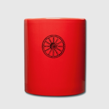 wheel - Full Colour Mug