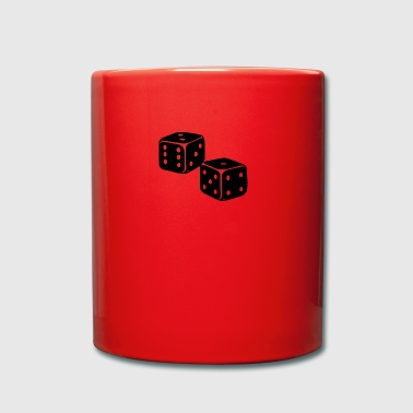 cube - Full Colour Mug