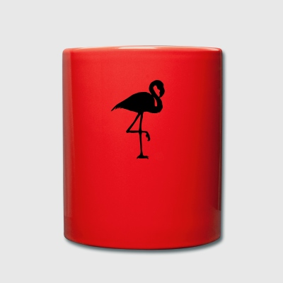 flamenco - Taza de un color