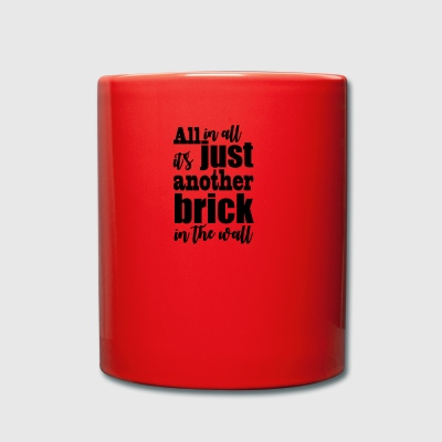 another brick vect - Full Colour Mug