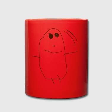 move it - Tasse en couleur
