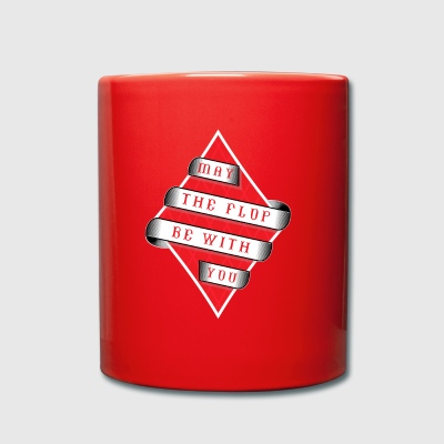 Poker Flop Cards Shirt Gift - Full Colour Mug