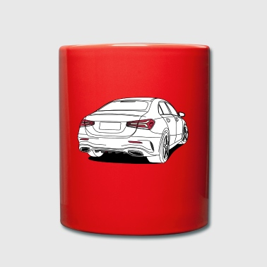 Cool Sports Saloon - Full Colour Mug