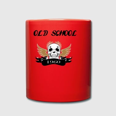 old school1960 - Tasse einfarbig