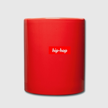 hip hop - Full Colour Mug