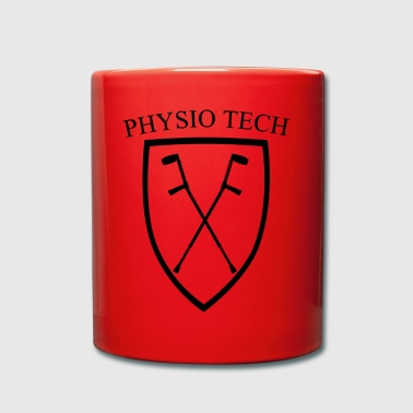 Physio Tech - Tasse einfarbig