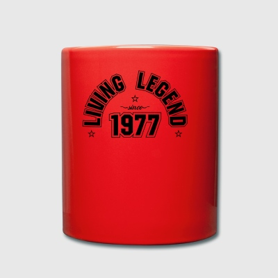 Living Legend 1977 - Tasse en couleur