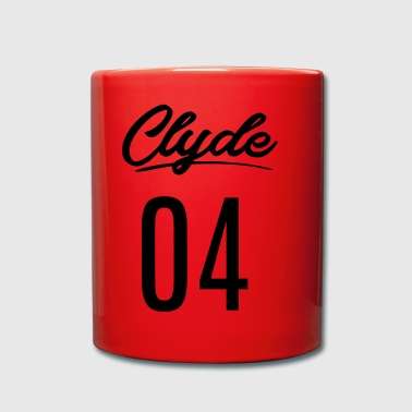 Clyde 04 - Abril - Taza de un color