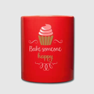 to bake - Full Colour Mug