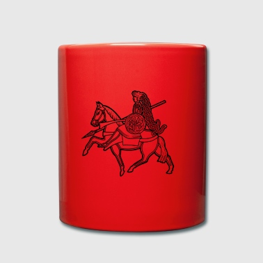equestrian - Full Colour Mug