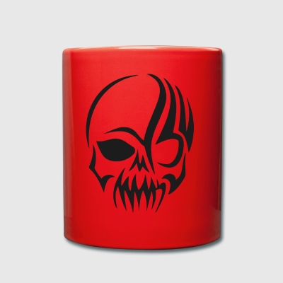 skullership - Taza de un color