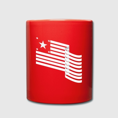 america - Full Colour Mug