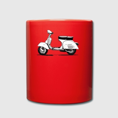 scooter - Full Colour Mug