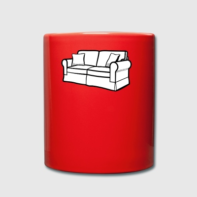 couch - Full Colour Mug