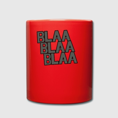 Gray Blaa - Full Colour Mug
