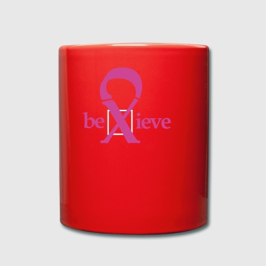 Believe Cancer Fight - Full Colour Mug