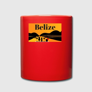 belize - Full Colour Mug