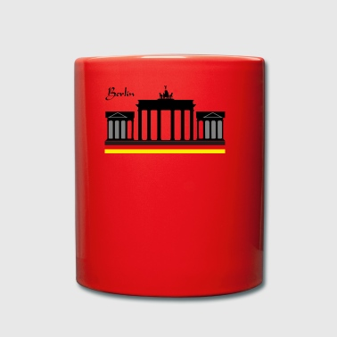 Berlin Gate - Full Colour Mug