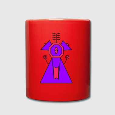 Obey - Full Colour Mug