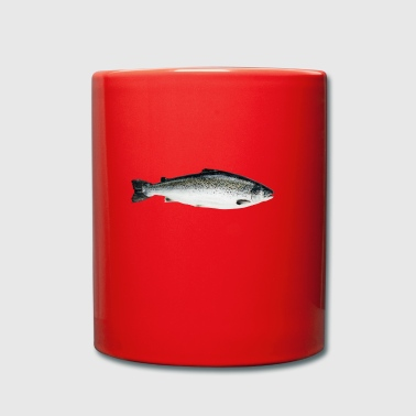 salmon - Full Colour Mug