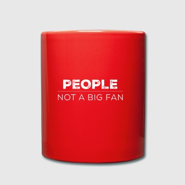 People introverts funny gift - Full Colour Mug