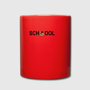 School - Full Colour Mug