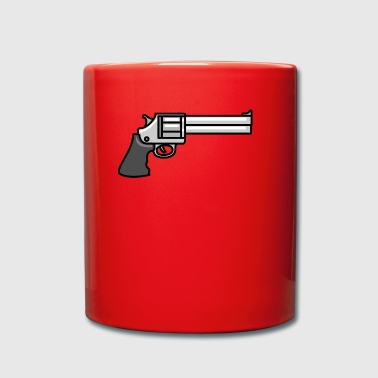 pistol - Full Colour Mug
