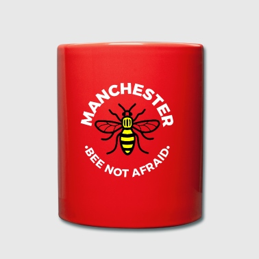 Manchester - Bee Not Afraid - Full Colour Mug