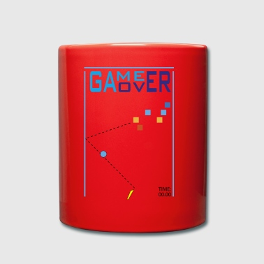 game over - Full Colour Mug