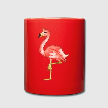 Corne Flamingo - Tasse en couleur