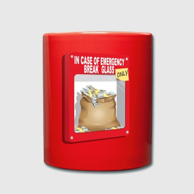 In case of emergency - Tasse en couleur