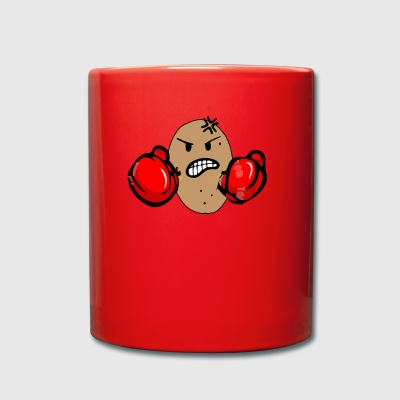 Potatoe boxer - Full Colour Mug