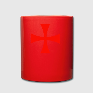 Assassin's Creed Templar Cross - Full Colour Mug