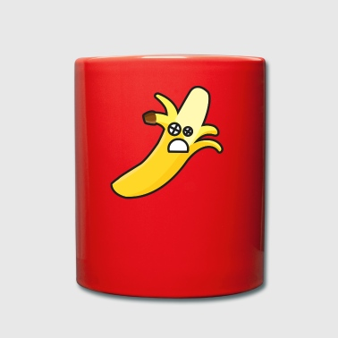 Banana knock out - Full Colour Mug