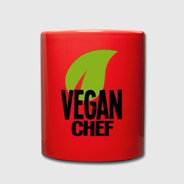Vegan Chef - Tazza monocolore